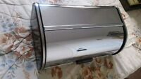 Brabantia Bread Box - Brand new