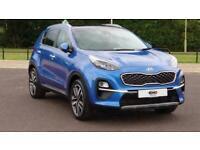 2020 Kia Sportage 1.6T GDi ISG 3 5dr [AWD] Estate Petrol Manual