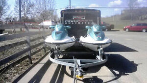 2 Seadoos plus Trailer Well Maintained (must sell)