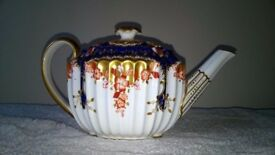 1890 Copeland Spode Imari Style Pattern 5535 ornate teapot