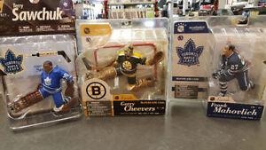 Figurines de d'hockey de marque McFarlane