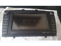 Toyota Touch Multimedia | Car Sat Nav, Dash | Toyota UK | Fully Functional | Bluetooth | Aux | CD