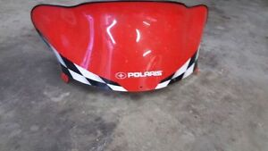 Windshield for 2001 -2005 Polaris Edge CHAssis