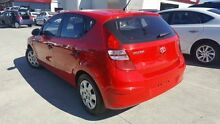 2011 Hyundai i30 FD MY11 SX Red 4 Speed Automatic Hatchback Buderim Maroochydore Area Preview