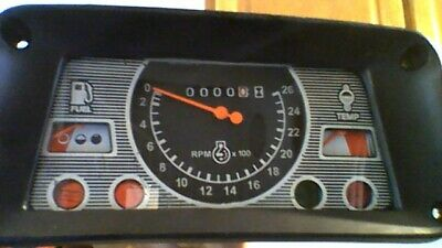 Ford Tractor Instrument Cluster 2000 3000 4000 5000