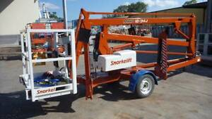 knuckle boom, cherry picker wanted $$$$ Gumdale Brisbane South East Preview