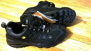 Mens Terra Steel Toed Slip Resistant Athletic Shoes[new]size 8.5