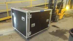 Roadcase enorme neuf