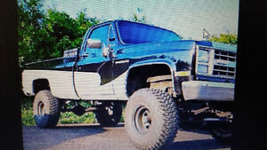 1984 GMC C/K 1500 Pickup Truck