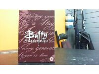 BUFFY THE VAMPIRE SLAYER COMPLETE COLLECTION
