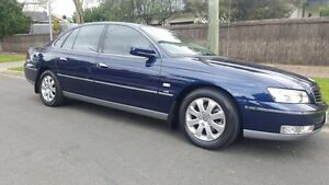 2003 Holden Statesman WK V8 Vespers 4 Speed Automatic Sedan Medindie Walkerville Area Preview