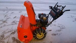 ARIENS 10/32 COMMERCIAL GRADE SNOW BLOWER
