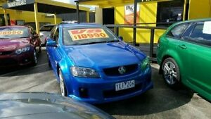 2009 Holden Commodore Blue Sports Automatic Sedan Dandenong Greater Dandenong Preview