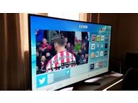 """Luxor 50"""" Smart HD TV,built in Wifi,Freeview HD,NETFLIX,YOUTUBE,excellent condition"""