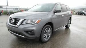 2019 Nissan Pathfinder 4X4 S V6 7-PASSENGER SEATING CAPACITY, RE