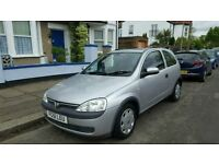 VAUXHALL CORSA 1.0 EXCELLENT CONDITION ONLY 40K MILES 1 YR MOT STARTS AND DRIVES LIKE NEW