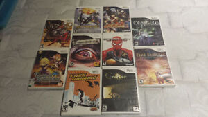 Various Wii And Gamecube Games for Sale/Trade