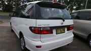 2003 Toyota Tarago ACR30R GLi White 4 Speed Automatic Wagon Greenacre Bankstown Area Preview