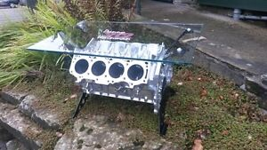 V8 COFFEE TABLE & TOP GEAR BUGGY BRISCA/F1/F2/STOCK CAR