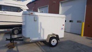 LOADRUNNER 5 x 8 ENCLOSED CARGO / BIKE / ATV TRAILER