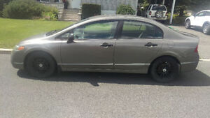 2008 Civic Deal a1 155k