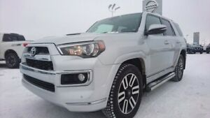2016 Toyota 4Runner 4X4 LIMITED $39995 Navigation (GPS),  Leathe