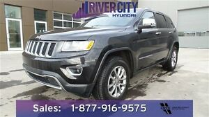 2014 Jeep Grand Cherokee AWD LIMITED LEATHER $225b/w