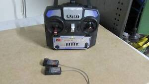 Radio controller four channel for R/C Plane,Boat,Yacht,Car,Truck Dapto Wollongong Area Preview