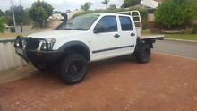 2005 Holden Rodeo Ute, RA 4WD, Turbo Diesel, no swaps Bull Creek Melville Area Preview