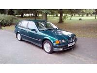 1996 P BMW 318I TOURING AUTO 5 DOOR ESTATE