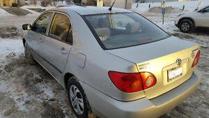 2004 Toyota Corolla Other