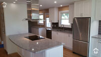 Kitchens done right - fully insured & licensed