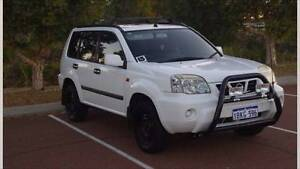 2003 Nissan X-trail Wagon Alexander Heights Wanneroo Area Preview