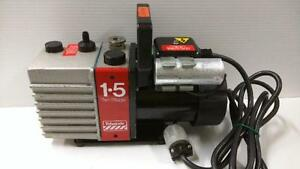 Edwards E2M1.5 Rotary Vane Dual Stage Vacuum Pump