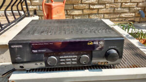 Kenwood audio video surround amplifier receiver or best offer