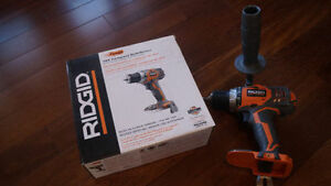 Perceuse Ridgid