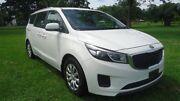 2016 Kia Carnival YP MY16 S White 6 Speed Sports Automatic Wagon Winnellie Darwin City Preview