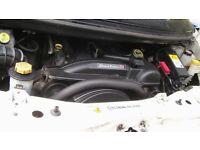 Ford transit mk6 2.4TDDI complete engine, done 78k miles, runs perfect £525 Kilmarnock