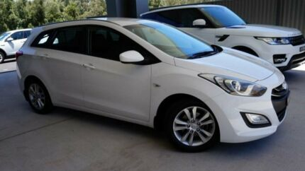 2014 Hyundai i30 GD Tourer Active 1.6 GDi White 6 Speed Automatic Wagon Port Macquarie Port Macquarie City Preview