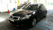 2009 Honda Accord 50 V6 Black 5 Speed Automatic Sedan Georgetown Newcastle Area Preview