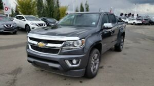 2016 Chevrolet Colorado LT CREWCAB 4X4 Accident Free,  Navigatio