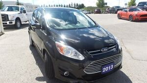 2013 Ford C-Max Hybrid SEL | Lthr | Navi | Glass Roof Kitchener / Waterloo Kitchener Area image 7
