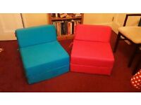 childrens chair beds
