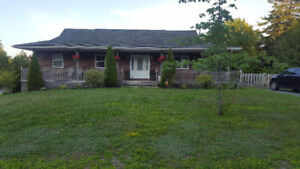 Ranch  bungalow in French Village Available Nov 1st