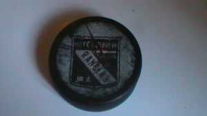 1970's Kitchener Rangers Puck