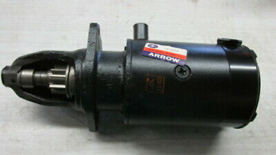 Mcfadden Starter Delco Remy 1107169 Arrow 34-1284 Intnl 368899r91 Tractor