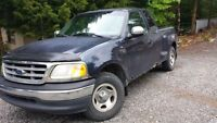 2000 Ford F-150 step side