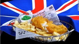 Fish and chip shop staff Wanted MANAGER & COUNTER STAFF