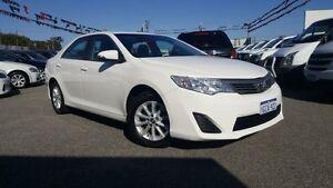 2014 Toyota Camry ASV50R Altise White 6 Speed Automatic Sedan Maddington Gosnells Area Preview