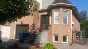 Un logement à louer dans un quartier paisible 3 1/2. (sous-sol)